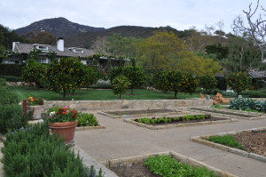 San Ysidro Ranch Fresh Produce Gardens
