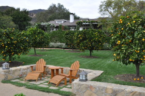 San Ysidro Ranch Grounds